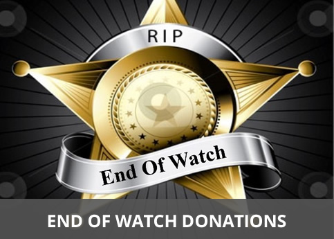end of watch donations