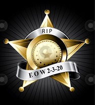 End of Watch: Liberty County Sheriff's Department Texas