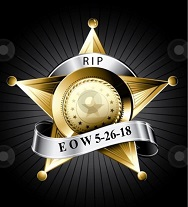 End of Watch: Federal Bureau of Investigation U.S.A.