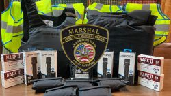 Equipment Donation: Abbeville City Marshal's Office Louisiana
