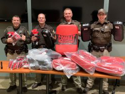 Equipment Donation: Adams County Sheriff's Office Indiana