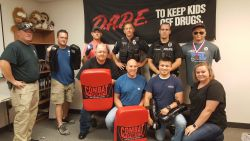 Equipment Donation: August Department of Public Safety Kansas
