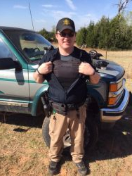 Equipment Donation: Barber County Sheriff's Office Kansas