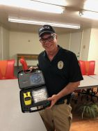 Equipment Donation: Bonanza Police Department Arkansas