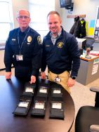 Equipment Donation: Brentwood Borough School District Police Department Pennsylvania