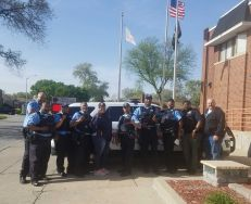 Equipment Donation: Calumet Park Village Police Department Illinois