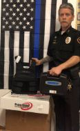 Equipment Donation: Calvin Police Department Oklahoma