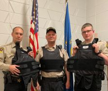 Equipment Donation: Campbell County Sheriff's Office South Dakota