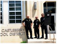 Equipment Donation: Castleberry ISD Police Department Texas