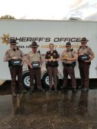 Equipment Donation: Catoosa County Sheriff's Office Georgia