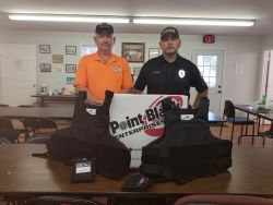 Equipment Donation: Clinchco Police Department Virginia