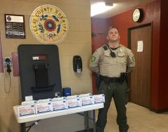 Equipment Donation: Clay County Sheriff's Office Texas