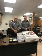 Equipment Donation: Clintwood Police Department Oklahoma