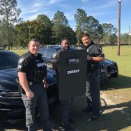 Equipment donation: Coffee County Sheriff's Office Georgia