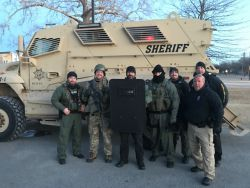 Equipment Donation: Coffey County Sheriff's Office, Kansas