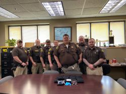 Equipment Donation: Dakota County Sheriff's Office Nebraska