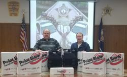 Equipment Donation: Dickenson County Sheriff's Office Virginia