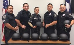 Equipment Donation: Edgewood ISD Police Department Texas