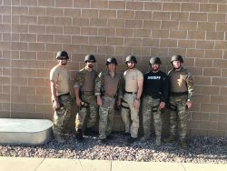 Equipment Donation: Elbert County Sheriff's Office Colorado