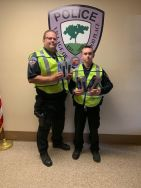 Equipment Donation: Elmwood Place Police Department Ohio