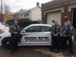 Equipment Donation: Emlenton Borough Police Department, Pennsylvania