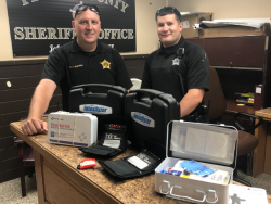 Equipment Donation: Floyd County Sheriff's Office Kentucky
