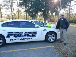 Equipment Donation: Fort Deposit Police Department Alabama