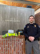 Equipment Donation: Greensburg Police Department Kansas