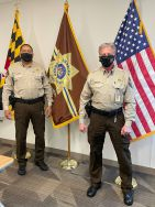 Equipment Donation: Howard County Sheriff's Office Maryland
