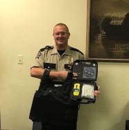 Equipment Donation: Jackson County Sheriff's Office Kentucky