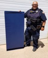 Equipment Donation: Kingman Police Department Kansas