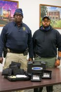 Equipment Donation: Langston University Police Department Oklahoma