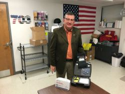 Equipment Donation: Lee County Sheriff's Office Virginia