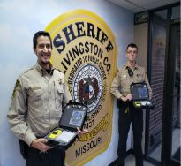 Equipment Donation: Livingston County Sheriff's Office Missouri