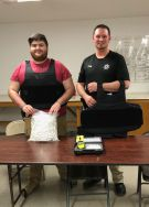 Equipment Donation: McCurtain Police Department Oklahoma