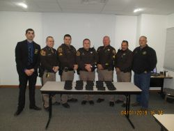 Equipment Donation: Miller County Sheriff's Office Missouri