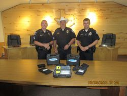 Equipment Donation: Newton Police Department Texas