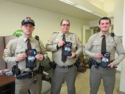 Equipment Donation: Northampton County Sheriff's Office North Carolina