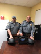 Equipment Donation: Northeastern Oklahoma A&M College Police Department Oklahoma