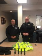 Equipment Donation: Parker City Police Department Indiana