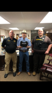 Equipment Donation: Pottawatomie County Sheriff's Office Oklahoma