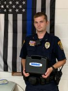 Equipment Donation: Rib Lake Police Department Wisconsin