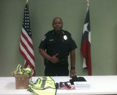 Equipment Donation: Richland Police Department Texas