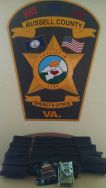 Equipment Donation: Russell County Sheriff's Office Virginia