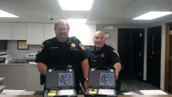 Equipment Donation: Savanna Police Department Illinois