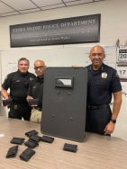 Equipment Donation: Sierra Madre Police Department California