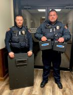 Equipment Donation: Skiatook Police Department Oklahoma