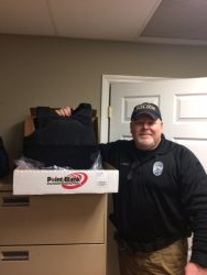 Equipment Donation: South Pittsburg Police Department Tennessee
