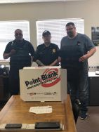 Equipment Donation: Walls Police Department Mississippi