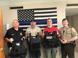 Equipment Donation: Walthall County Sheriff's Office Mississippi